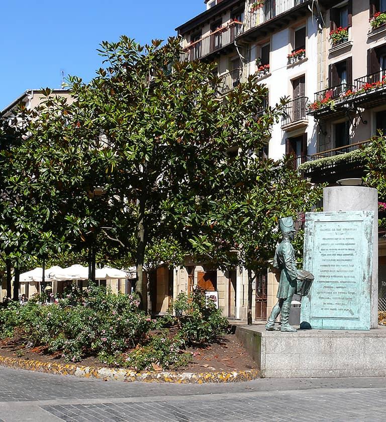 Plaza Sarriegi